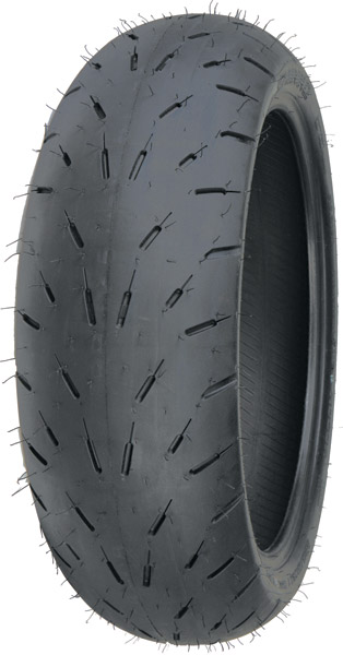 Shinko Hook-Up Drag Radial 180/55ZR17 Rear Tire