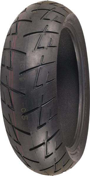 Shinko Raven 160/60ZR-17 Rear Tire