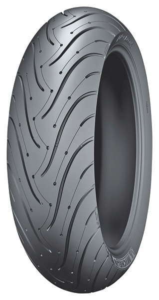 Michelin Pilot Road 3 180/55ZR-17 Rear Tire