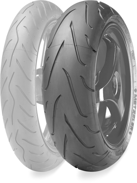 Metzeler Sportec M3 190/55ZR17 Rear Tire (BMW K1300R Model)