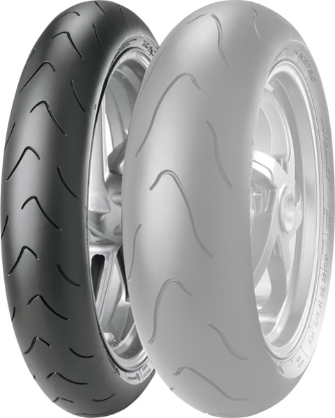 Metzeler Racetec Interact K3 120/70ZR17 Front Tire