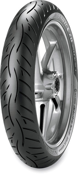 Metzeler Roadtec Z8 Interact 120/70ZR18 Front Tire