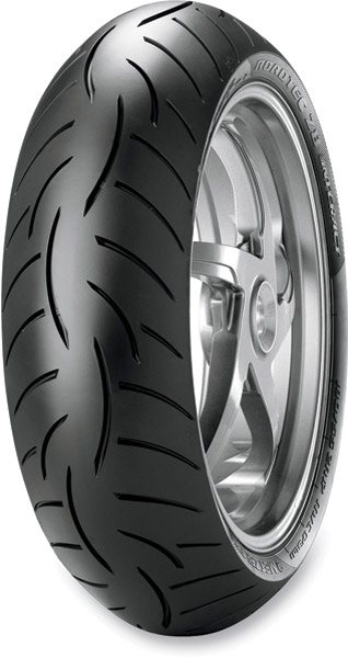Metzeler Roadtec Z8 Interact 160/60ZR17 Rear Tire