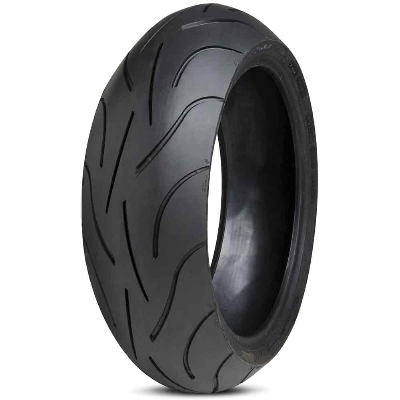 Michelin Pilot Power 2CT 190/55ZR-17 Rear Tire