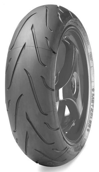 Metzeler Sportec M3 180/55ZR17 Rear Tire