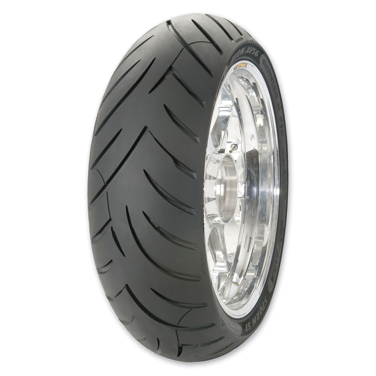 Avon Storm 2 Ultra Sport 180/55R17 Rear Tire