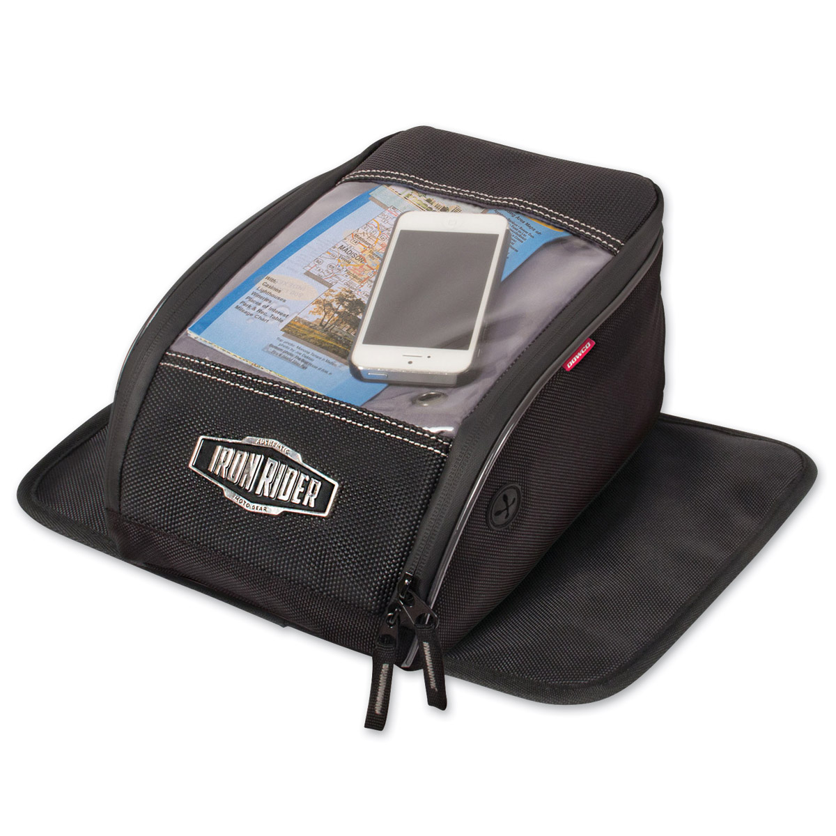 Dowco Rally Pack Cruiser Magnetic Tank Bag