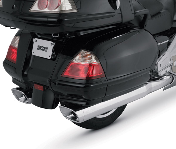 Vance & Hines GL Monster Slip-ons for Honda GL1800 Gold Wing