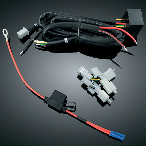 Kuryakyn Plug and Play Trailer Wiring for GL1800 Gold Wing