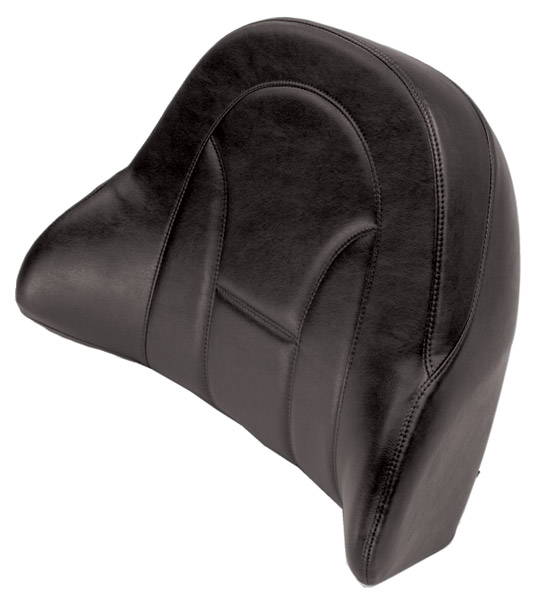 Mustang Passenger Backrest Cover with Comfort Wedge for Gold Wing