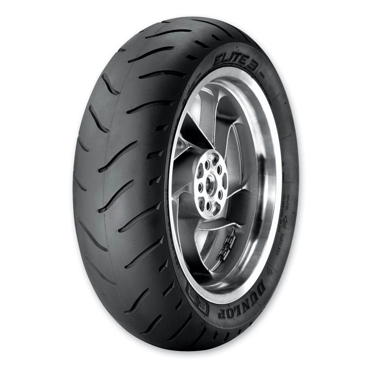 Dunlop Elite 3 180/60R16 Rear Tire