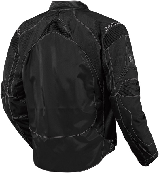 ICON Men's Black Contra Jacket