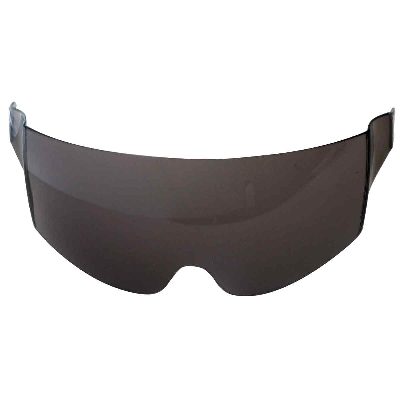 Face Shields, Solar Replacement Inner Shield Smoke