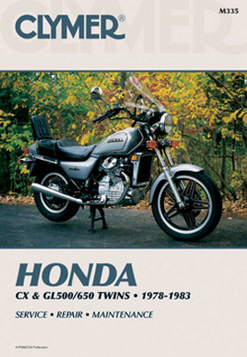 Clymer Honda Twins Motorcycle Repair Manual
