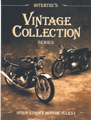 Clymer Vintage Motorcycle Repair Manual