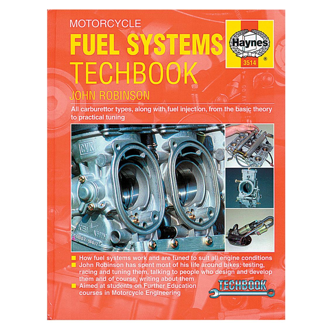 Haynes Motorcycle Fuel Systems Manual