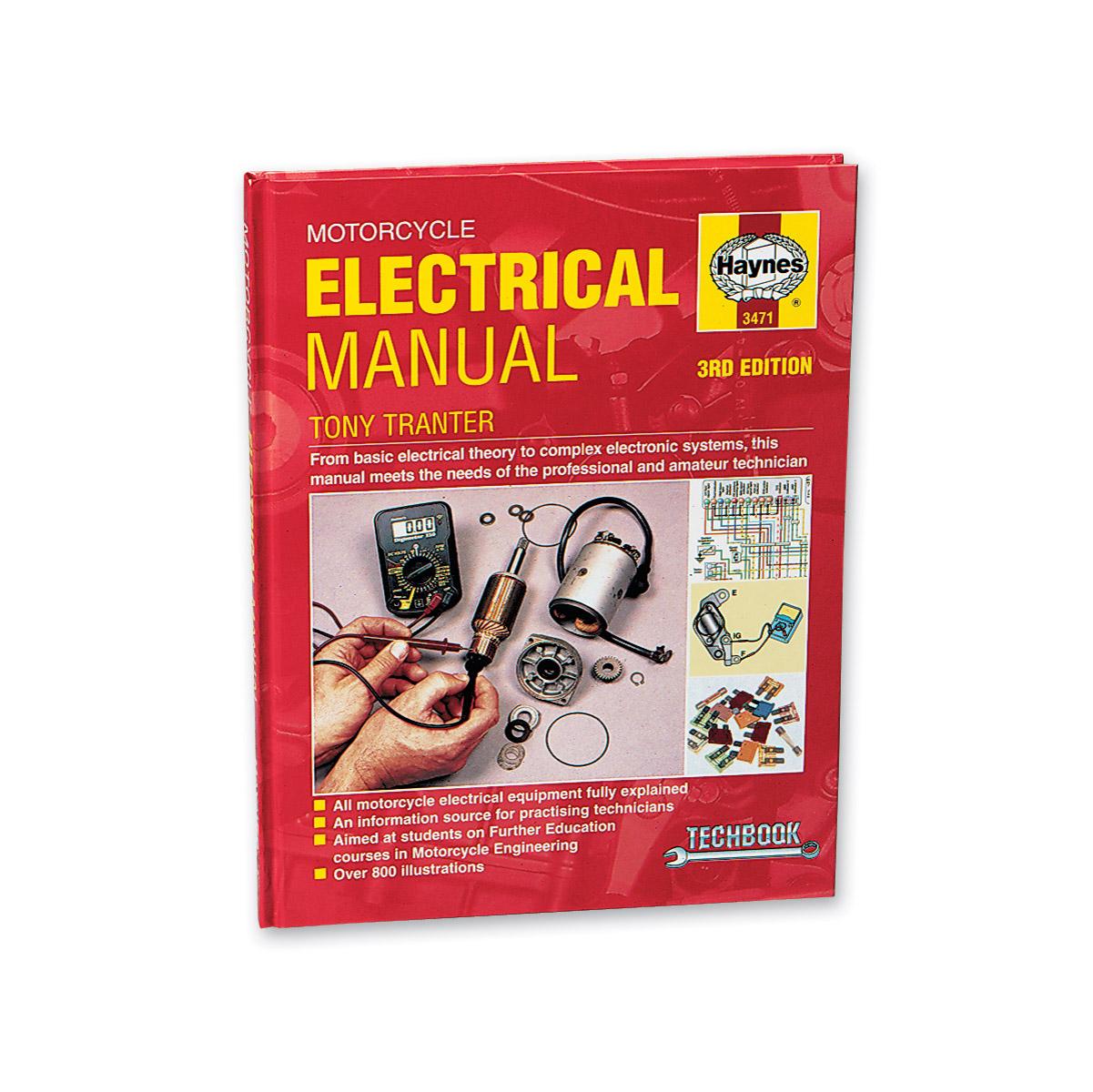 Haynes Motorcycle Electrical Manual