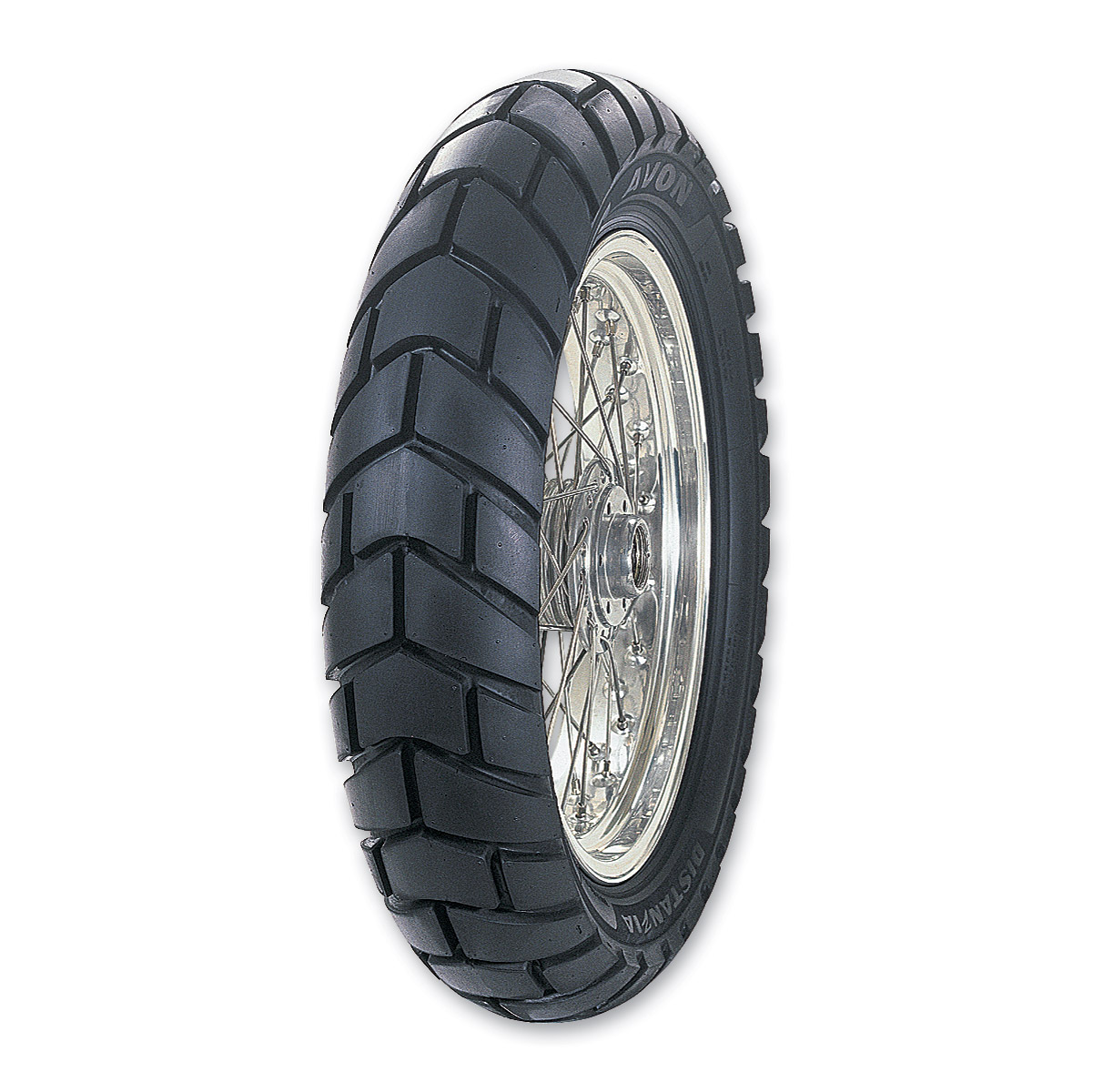 Avon Distanzia AM44 120/80S-18 Rear Tire