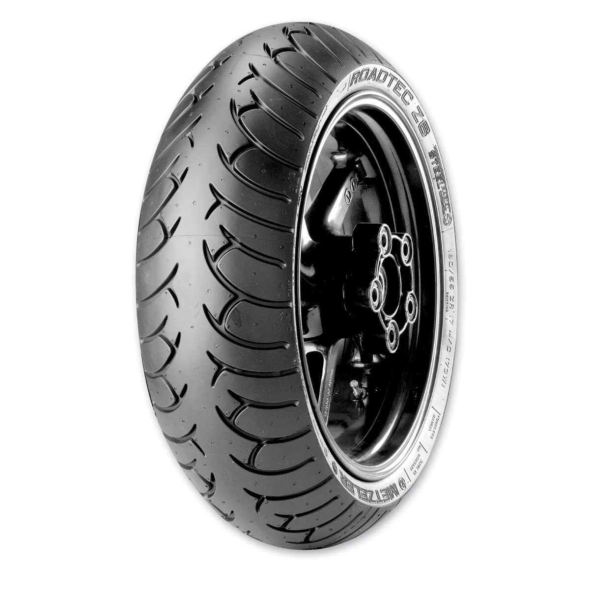 Metzeler Roadtec Z6 180/55ZR17 Rear Tire