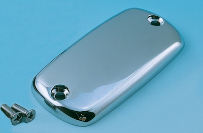 Show Chrome Accessories Master Cylinder Top Cover