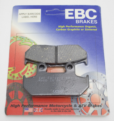 EBC Brake Pads for Honda VT600VLX
