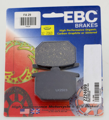 EBC Brake Pads for Honda GL1000