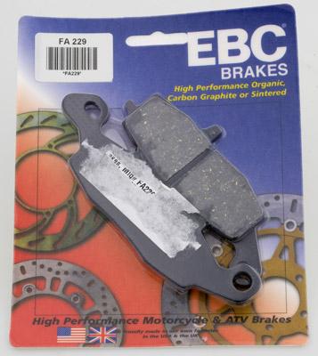 EBC Front Organic Brake Pads