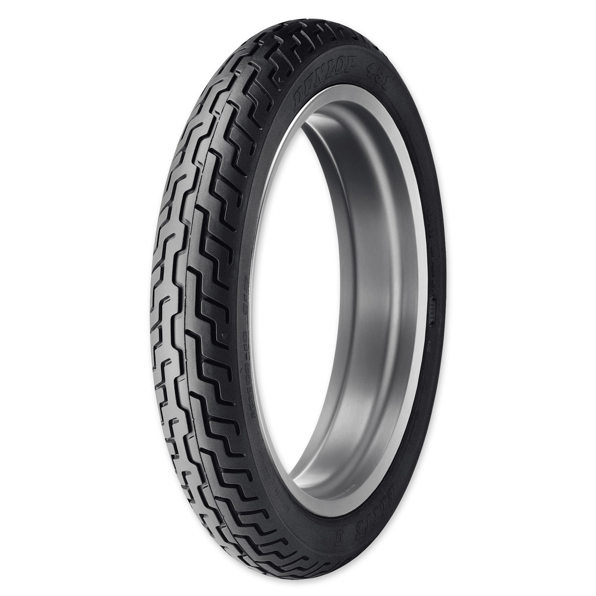 Dunlop 491 Elite II MR90-18 Front Tire