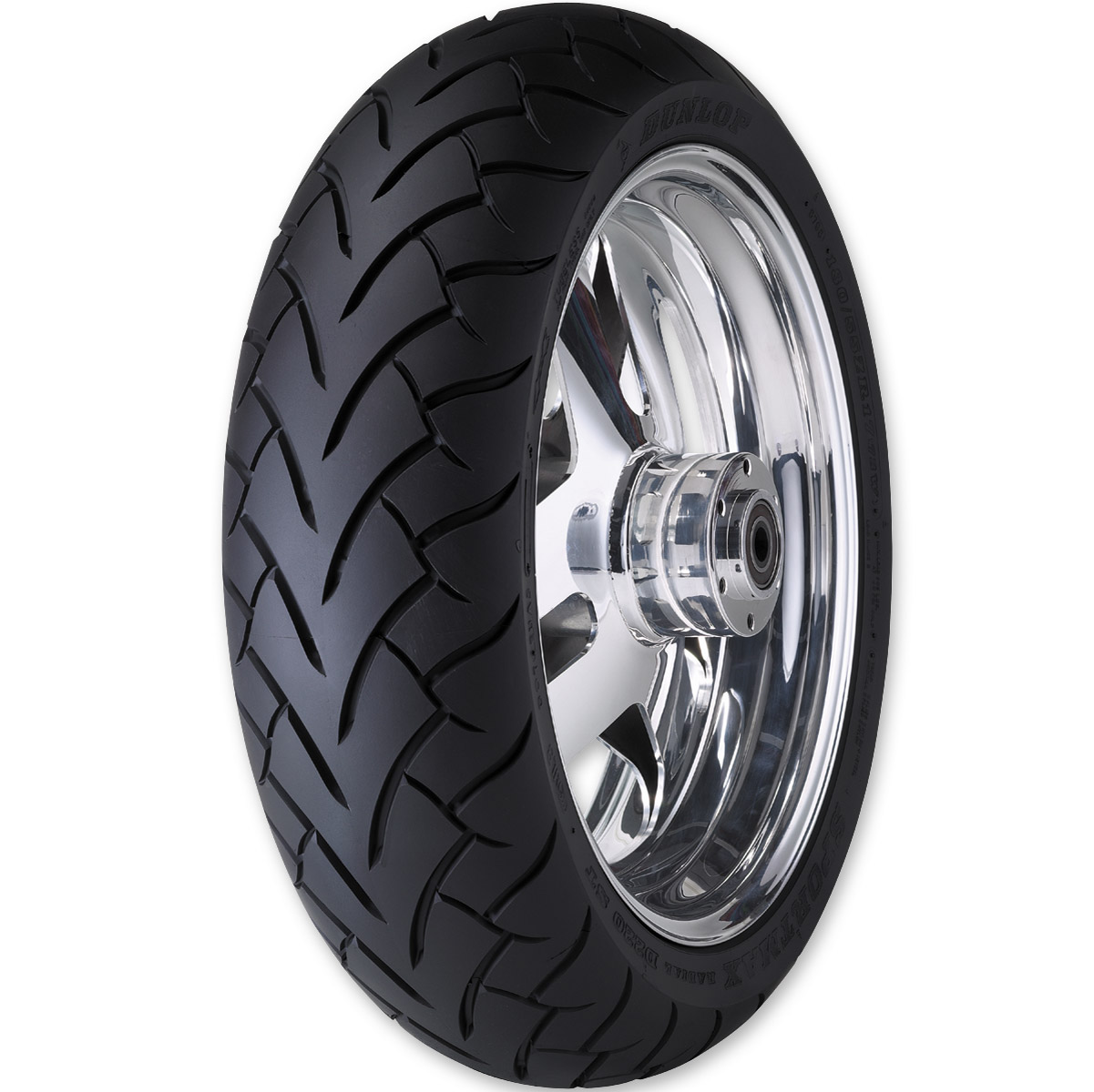 Dunlop D220 160/60ZR17 Rear Tire