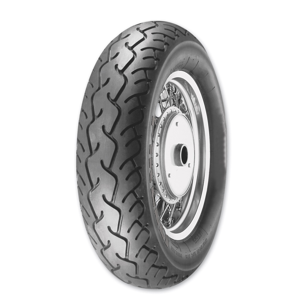 57S Pirelli MT66-Route Front Motorcycle Tire for Yamaha V-Star 650 Custom 1998-2011 100//90-19