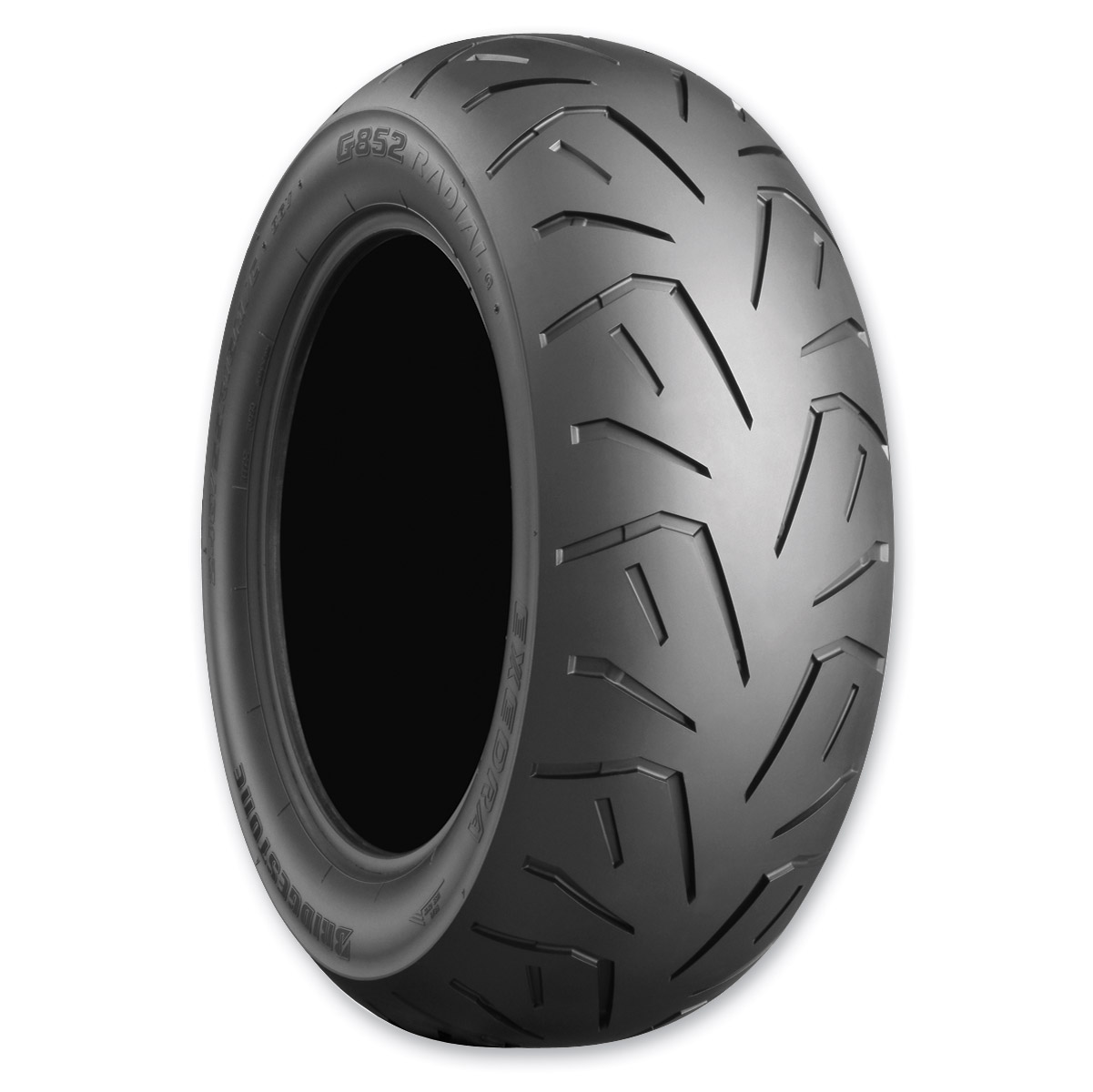 Bridgestone Exedra Rear G852 200/50ZR-17 Rear Tire