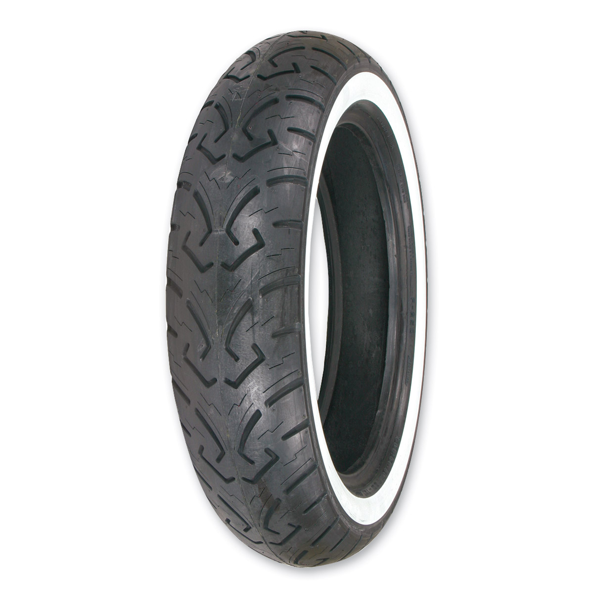 Shinko '250'  MT90-16 Wide Whitewall Front Tire