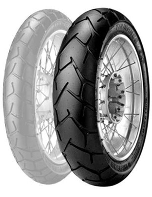 Metzeler Tourance EXP 150/70R-17 Rear Tire