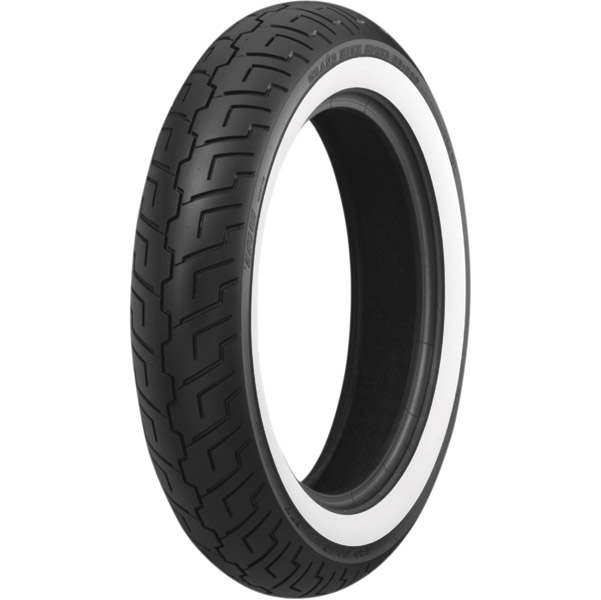 IRC GS-23 130/90-16 Wide Whitewall Front Tire