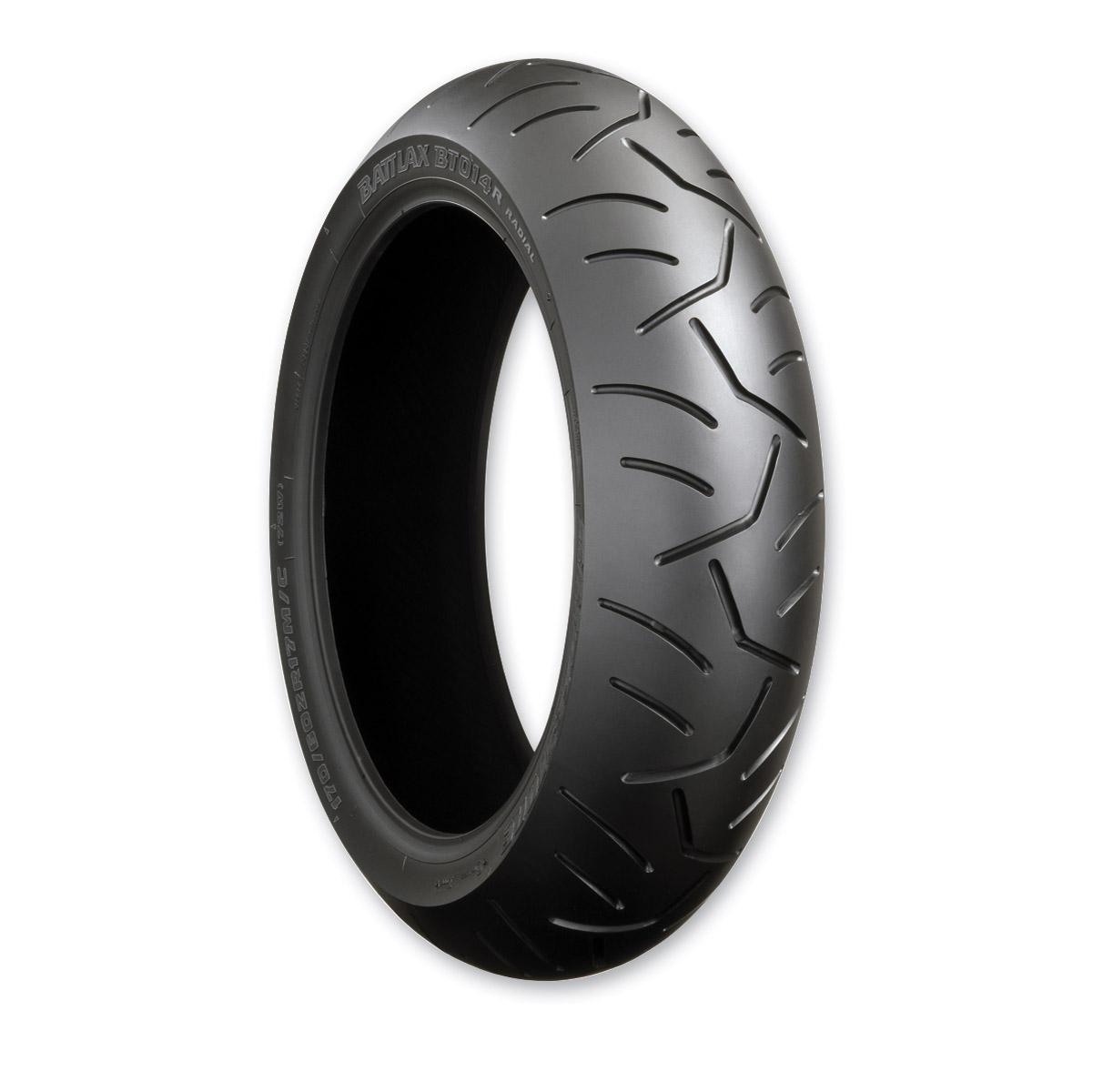 Bridgestone Battlax BT-014 120/70ZR17 Front Tire