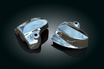 Kuryakyn  Brake and Clutch Master Cylinder Cover