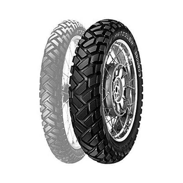 Metzeler Enduro 3 Sahara 4.00-18 Rear Tire