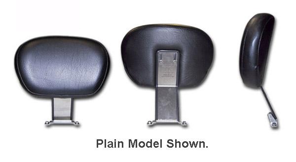 Bakup Studded Driver Backrest - Height Adjustment Only
