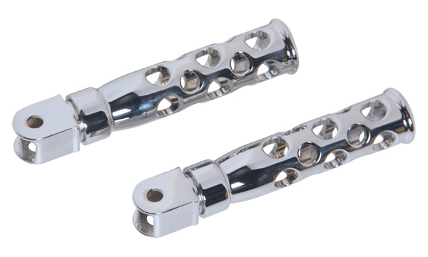 Battistinis Chrome Front Pegs