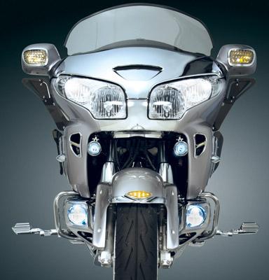Zz A on Honda Goldwing Gl1800 Fog Lights
