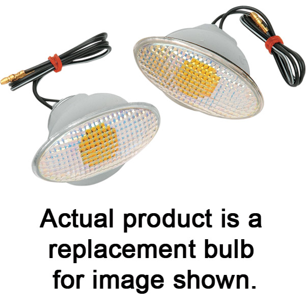 K&S Replacement Bulb for Small and Medium Marker Lights