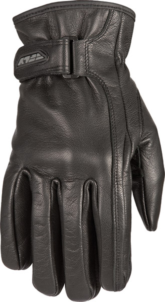 FLY I-84 Ladies Black Leather Gloves