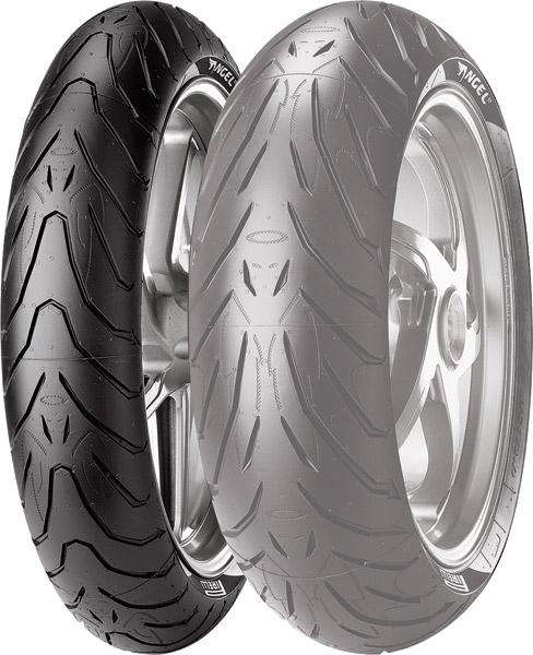 Pirelli Angel ST 120/70ZR17 Front Tire