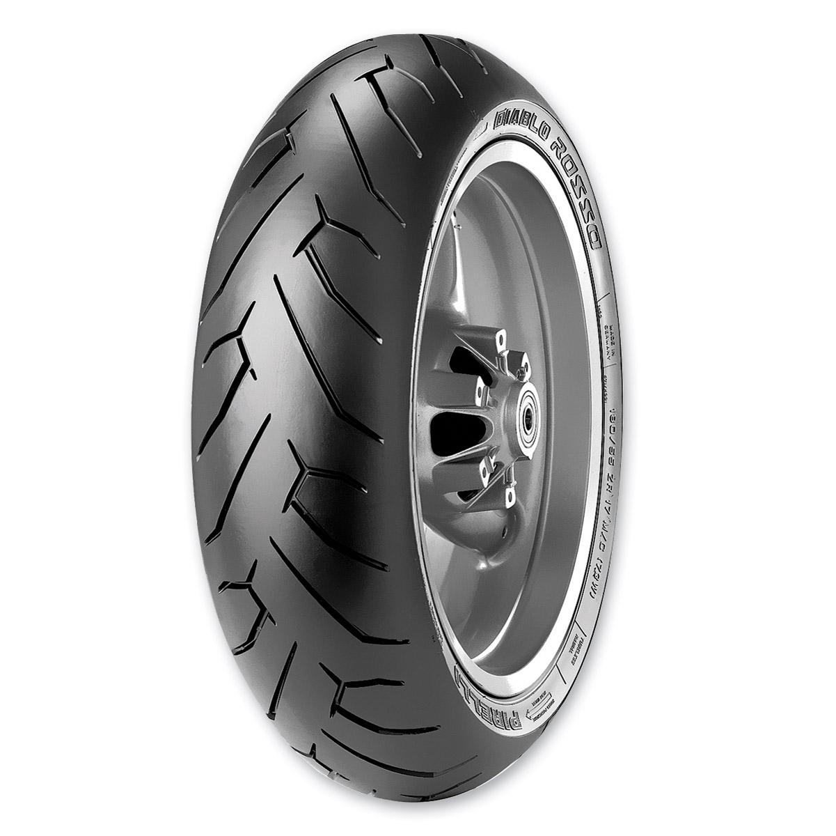 Pirelli Diablo 180/55ZR17 Rear Tire