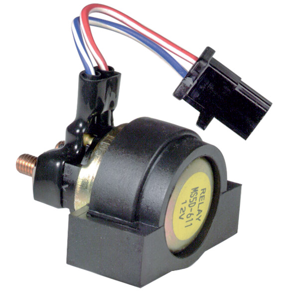 K&L Supply Co. Starter Relay for Yamaha