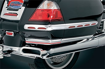 Saddlebag Bottom Lighted Trim Molding