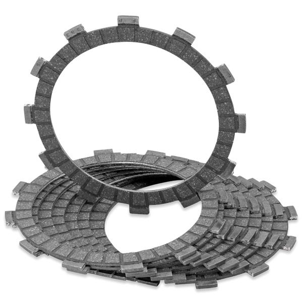 KG Clutch Factory Kevlar Series Friction Disc Set