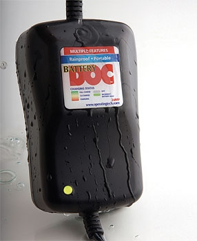 Battery Doc Rainproof Battery Charger