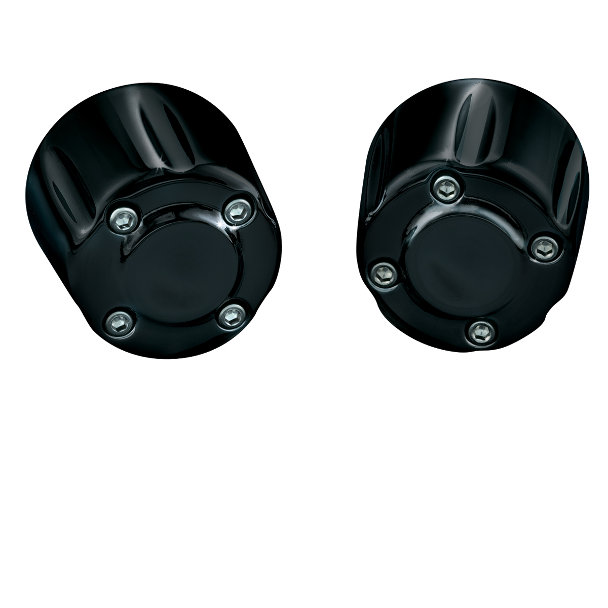 Kuryakyn Black Grip End Weights