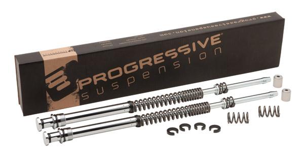 Progressive Suspension Stock Height Monotube Fork Cartridge Kit